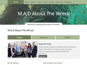 MAD about the Wreck